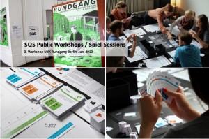 SQS 3. Workshop