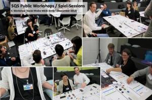SQS 4. Workshop