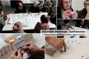 SQS 5. Workshop